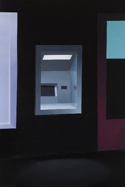Automaton - 2013 - oil on canvas - 200x135cm