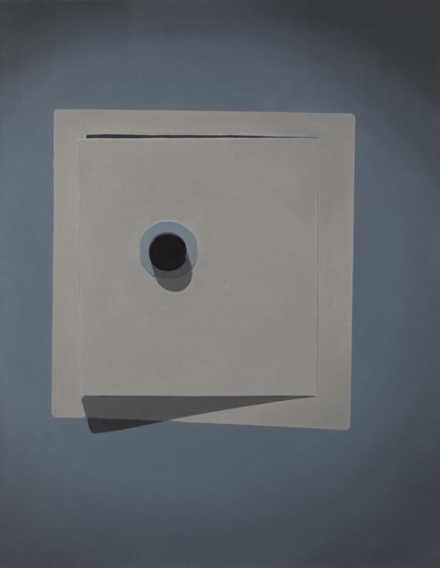 Safe - 2013 - oil on canvas - 90x70cm